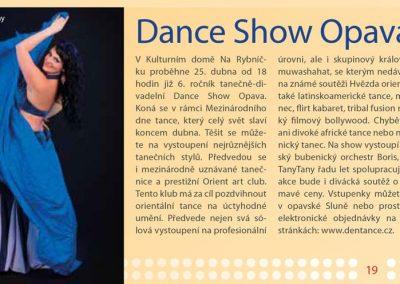 dance show 2015 eva afra