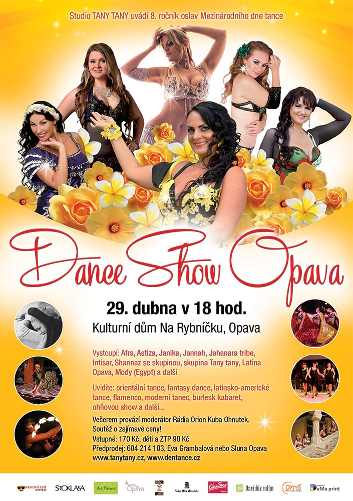 dance show 2017 opava