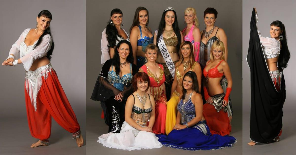 Eva Afra Grambalová taneční skupina