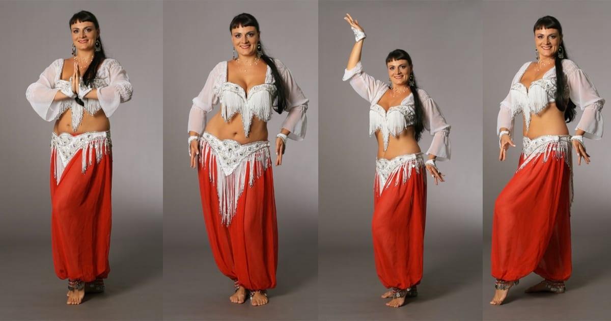 Eva Afra Grambalová tanečnice