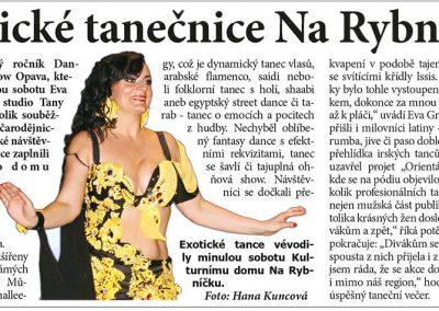 exoticke tanecnice opava tanytany