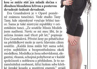 finalistka missis models eva grambalova
